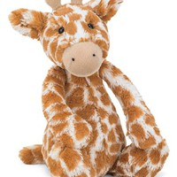 Infant Jellycat 'Bashful Giraffe' Stuffed Animal