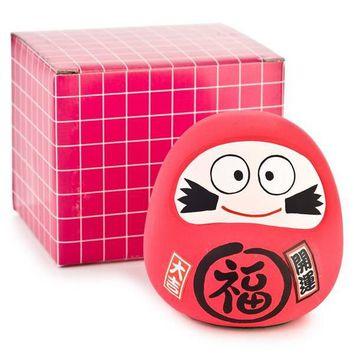 Unique Good Luck and Happiness Japanese Daruma