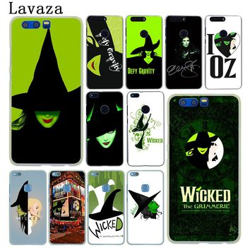 Lavaza Broadway Musical Wicked Lyrics Phone Case for Huawei Y6 Prime Y5 II 2018 Y7 2017 Honor play 10 9i 8 9 Lite 7C 7X 7A Pro