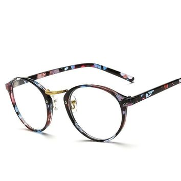 Retro Vintage Round Reading Glasses