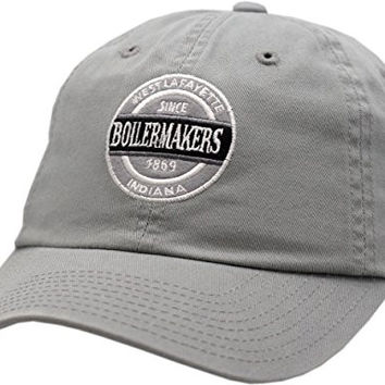 Purdue Boilermakers Hat Buckle Back Since 1869 11516