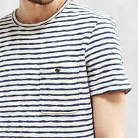 CPO French Terry Stripe Tee