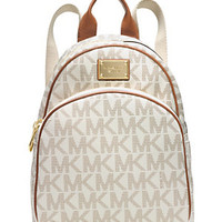 MICHAEL Michael Kors Signature Jet Set Small Backpack | Dillard's Mobile