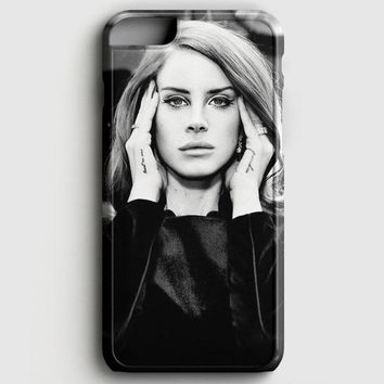 Lana Del Rey And Marina The Diamonds Photo Collage iPhone 8 Case | casescraft