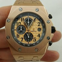 cc spbest AP automatic chrono golden