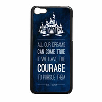 Disney Quotes iPhone 5c Case