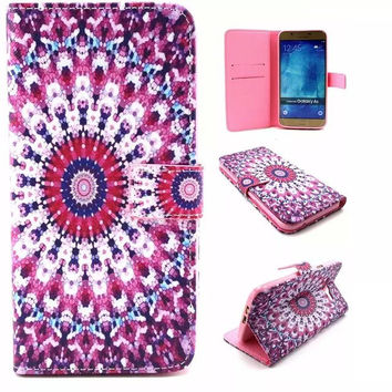 ETHNIC Style Leather creative case Cover Wallet for iPhone & Samsung Galaxy