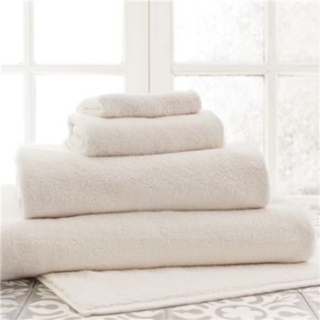 PCH Signature Ivory Bath Towel