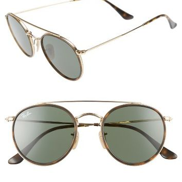 Ray-Ban 51mm Aviator Sunglasses | Nordstrom