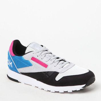 DCCKYB5 Reebok Classic Leather Multicolor Shoes