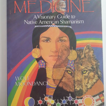 Native American, Indian Book, American Indian, Shamanism Book, Witchcraft Books, Pagan Witchcraft, Used Books For Sale, Rainbow Medicine