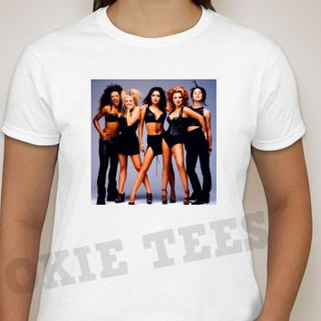 SPICE GIRLS T-Shirt-Gray or White Men's/Women's