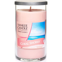 Meijer / Product View / Yankee Candle 12 oz Perfect Pillar Candle - Coral Shores / 302590