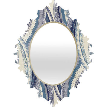 RosebudStudio Become Baroque Mirror