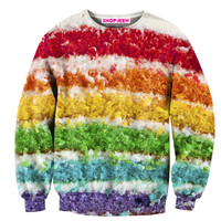 RAINBOW CAKE SWEATER - PREORDER