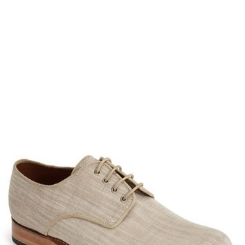 Men's Grenson 'Humphrey' Canvas Buck Shoe