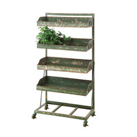 Annie Four-Tier Shelf