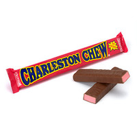 Charleston Chew Candy Bars - Strawberry: 24-Piece Box
