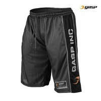 GASP Men's No1 Mesh Shorts