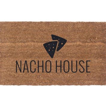 Nacho House Doormat