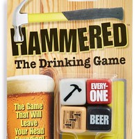 Men's Icup 'Hammered - The Drinking Game' Dice Game