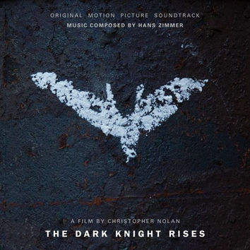 The Dark Knight Rises Original Soundtrack by Hans Zimmer LP