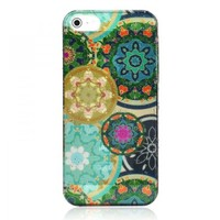 Vintae Flower Pattern iPhone 5 Case