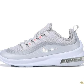 Nike Air Max Axis + Crystals - Grey/Pink/White