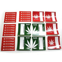 BEST BUDS STICKER PACK