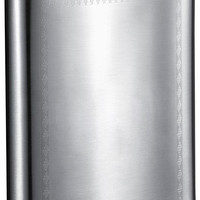 Visol Greek Border Stainless Steel Flask - 8 oz