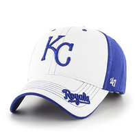 MLB Kansas City Royals Revolution '47 MVP Adjustable Hat, Royal, Kid's,Royal
