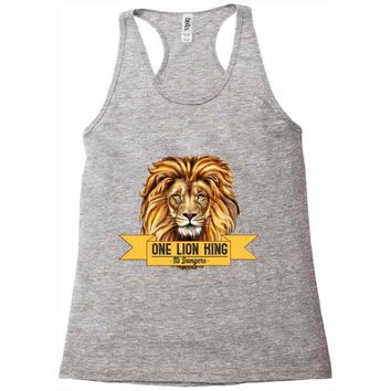 Lion King Racerback Tank