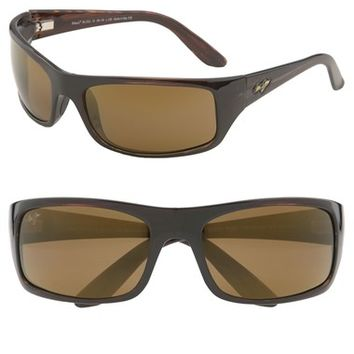 Men's Maui Jim 'Peahi - PolarizedPlus2' 67mm Sunglasses