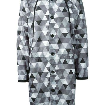 Labour Of Love 'the Shell' Printed Parka