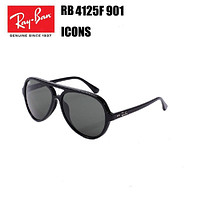 Ray-Ban RB4125 CATS5000 RB4125F 901