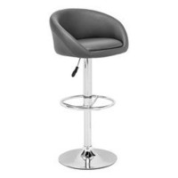 Furniture Canada — Orchestra Bar Stool Gray by Furniture Canada