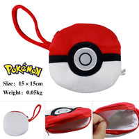 Pokemon Plush Purse [8000576007]