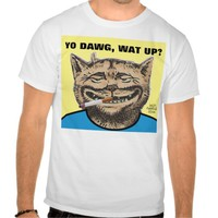 Funny Cat T-shirts, Cigarette, Happy Harry Shirts