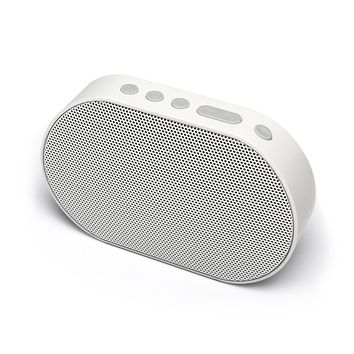 GGMM Portable WiFi Bluetooth Speaker, Wireless WiFi Speaker with Amazon Alexa, Multi-Room Music, Stream Online Music with Airplay, Voice Control and Hands Free Call, Powerful 10W Driver Stereo Speaker
