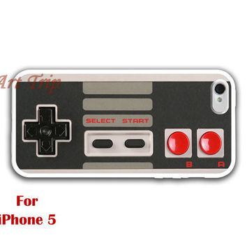 Nintendo iphone case iPhone 5 Case iPhone 5 by ArtTrip on Etsy