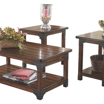 Murphy Occasional Table Set (3/Cn) or Console Sofa Table