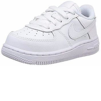 Nike Toddlers Force 1 (TD) Basketball Shoe