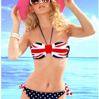 Sexy British Flag Bikinis & Swimsuit