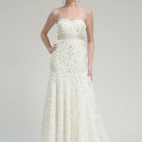Sue Wong W3302 Wedding Dress or Mother of the Bride