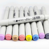 24/36/48/60/72/160 Colors Alcohol Markers Paint Copic Marker Coloring Permanent Color Marker Sketch Markers Pen
