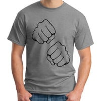 Knockout Punch Graphic T-Shirt