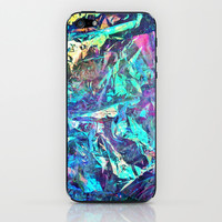 Holographic II iPhone & iPod Skin by Nestor2