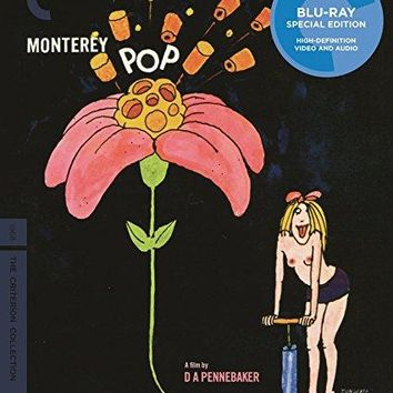 Jimi Hendrix & Janis Joplin & D. A. Pennebaker-Monterey Pop The Criterion Collection