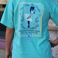 The Fair Lady Boutique Tee {Chalky Mint}