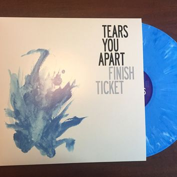 "LIMITED EDITION, SINGLE PRESS ""Tears You Apart"" Vinyl!"